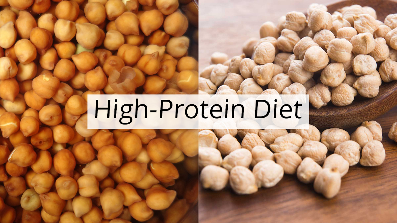 High Protein Diet Chickpea Or Chana Dishes For Weight Loss Young N Fab