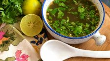 Lemon, Coriander Soup