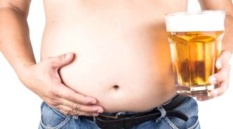 Stomach beer