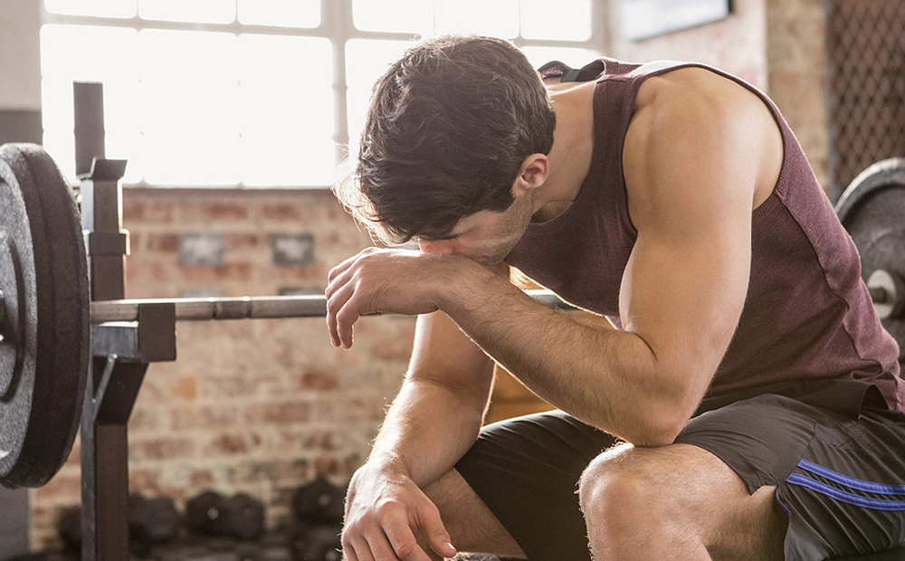 nausea after workout