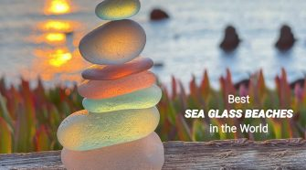BEST SEA GLASS BEACHES IN THE WORLD