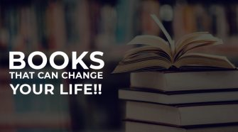 BOOKS THAT CAN CHANGE YOUR LIFE!!