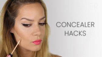 FEW CONCEALER HACKS TO ADD TO YOUR MAKEUP ROUTINE