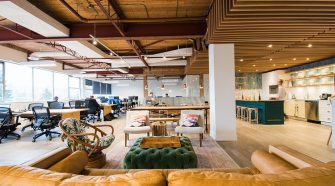 coworking areas in Vancouver